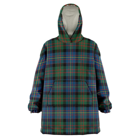 Cameron of Erracht Ancient Snug Hoodie - Unisex Tartan Plaid Front