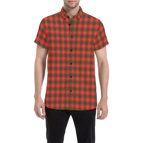 Image of Tartan Shirt - MacFie | Exclusive Over 500 Tartans | Special Custom Design