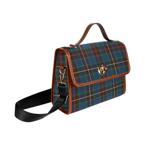 Fraser Hunting Ancient Tartan Canvas Bag | Special Custom Design