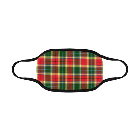 Gibbs Tartan Mouth Mask Inner Pocket K6 (Combo)