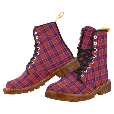 Cameron of Lochiel Modern Martin Boot | Scotland Boots | Over 500 Tartans