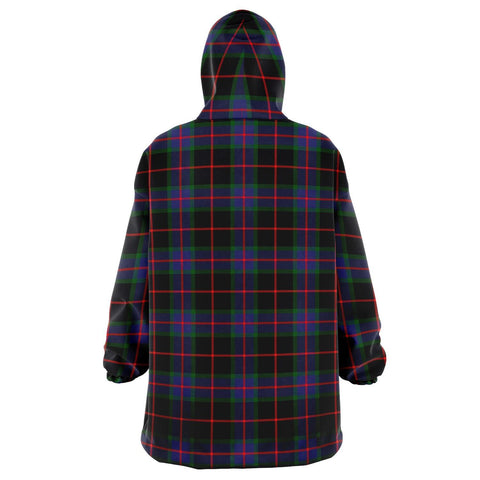 Image of Nairn Snug Hoodie - Unisex Tartan Plaid Back