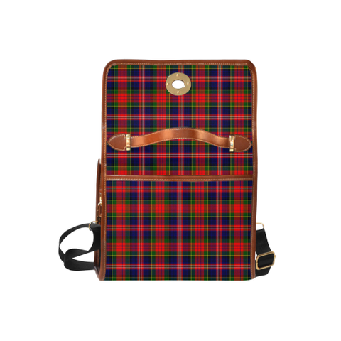 Image of MacPherson Clan Tartan Canvas Bag | Special Custom Design