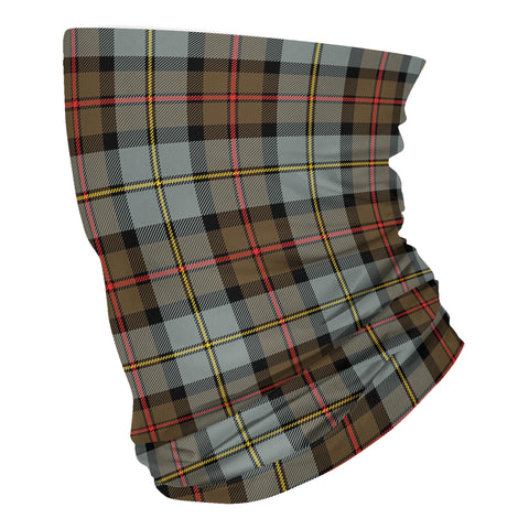 Scottish MacLeod of Harris Weathered Tartan Neck Gaiter HJ4 (USA Shipping Line)