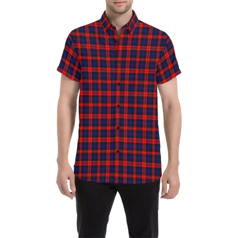 Tartan Shirt - MacLachlan Modern | Exclusive Over 500 Tartans | Special Custom Design