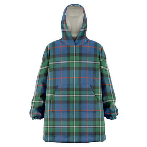 Image of MacPhail Hunting Ancient Snug Hoodie - Unisex Tartan Plaid Front