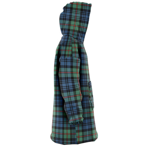 MacKinlay Ancient Snug Hoodie - Unisex Tartan Plaid Right