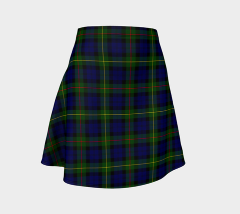 Tartan Flared Skirt - MacEwen Modern