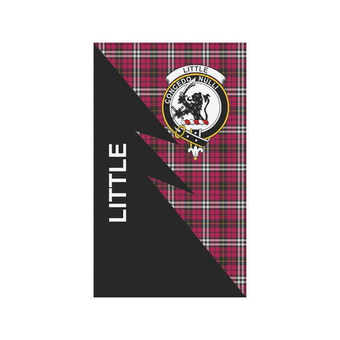 "Little Tartan Garden Flag - Flash Style 36"" x 60"""