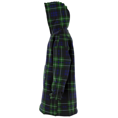 MacNeil of Colonsay Modern Snug Hoodie - Unisex Tartan Plaid Left