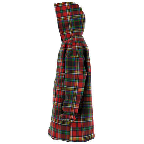 Anderson of Arbrake Snug Hoodie - Unisex Tartan Plaid Left
