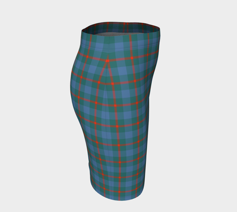 Tartan Fitted Skirt - Agnew Ancient | Special Custom Design