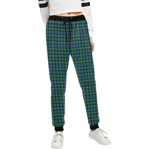 Lyon Clan Tartan Sweatpant | Great Selection With Over 500 Tartans