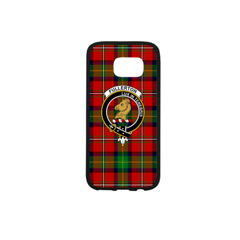 Fullerton Tartan Clan Badge Luminous Phone Case IPhone 8 plus