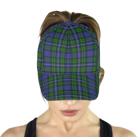 Robertson Hunting Modern Tartan Dad Cap | Scottishclans.co