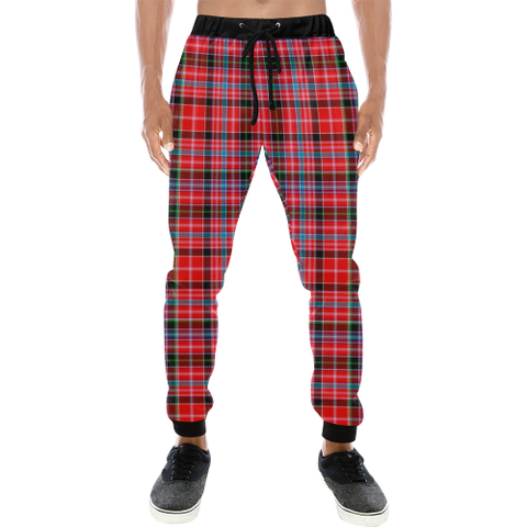 Aberdeen District Tartan Sweatpant | Great Selection With Over 500 Tartans