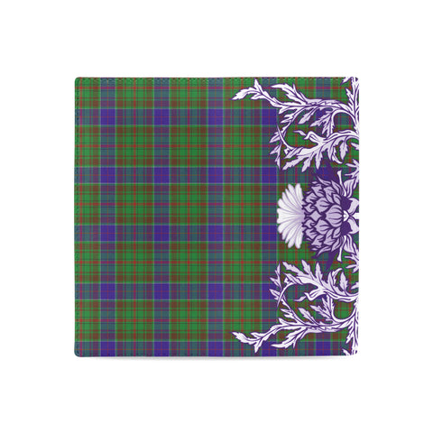 Adam Tartan Wallet Women's Leather Wallet A91 | Over 500 Tartan