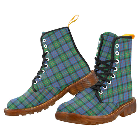 Bowie Ancient Martin Boot | Scotland Boots | Over 500 Tartans