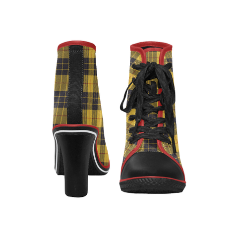 Tartan Heel - Macleod Of Lewis Ancient | Hot Sale | Online Orders Only | 500 Tartans
