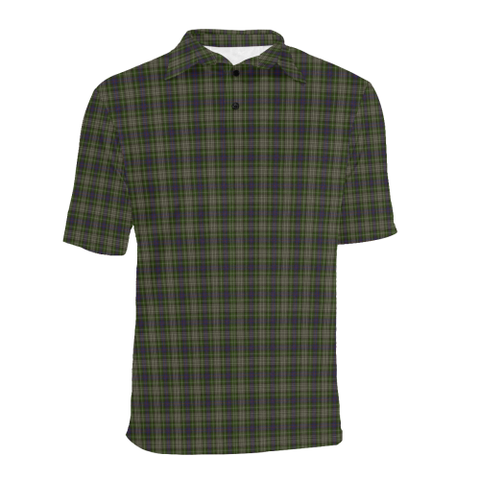 Davidson Tulloch Dress  Tartan Polo Shirt HJ4