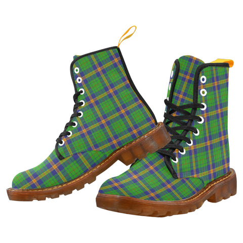 New Mexico Martin Boot | Scotland Boots | Over 500 Tartans