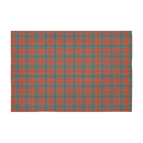 Image of MacLean of Duart Ancient Tartan Tablecloth | Home Decor