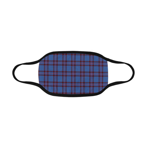 Elliot Modern Tartan Mouth Mask Inner Pocket K6 (Combo)