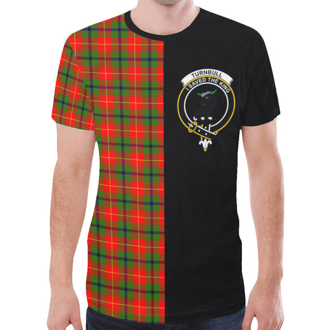 Turnbull Dress T-shirt Half In Me | scottishclans.co