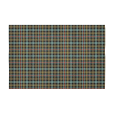 Farquharson Weathered Tartan Tablecloth | Home Decor