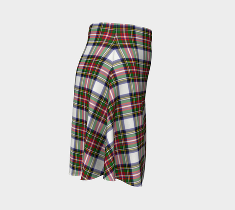 Tartan Flared Skirt - Stewart Dress Modern |Over 500 Tartans | Special Custom Design | Love Scotland