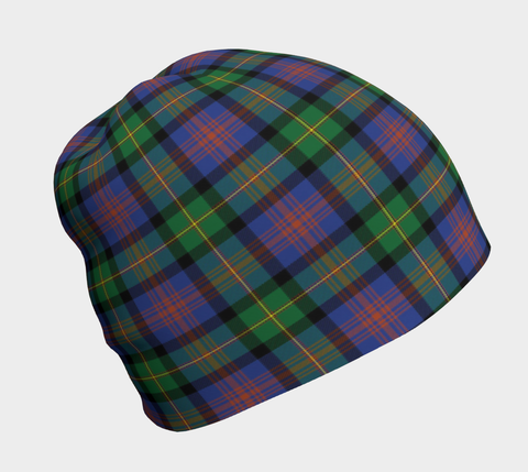 Image of Logan Ancient Tartan Beanie Clothing and Apparel