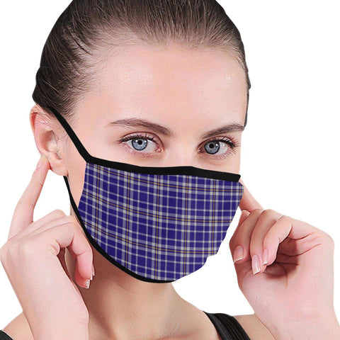 Ochterlony Tartan Mouth Mask Inner Pocket K6 (Combo)