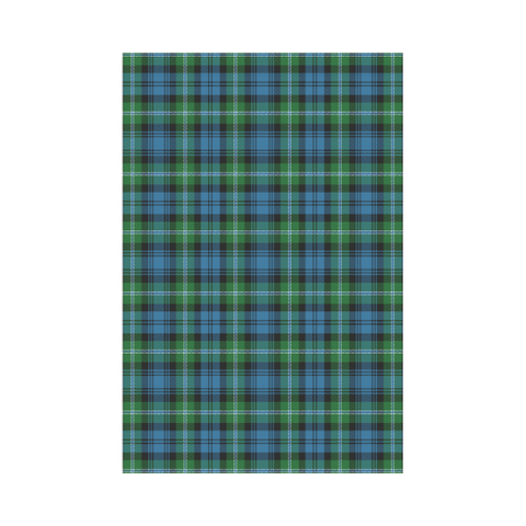 Image of Lyon Clan Tartan Flag K7
