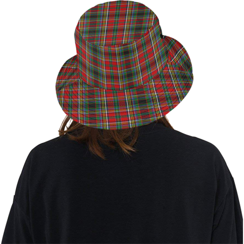 Anderson Of Arbrake Tartan Bucket Hat for Women and Men K7
