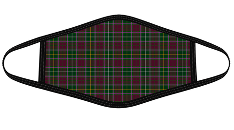 Image of Crosbie Tartan Mask K7