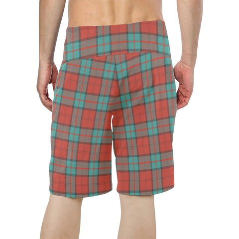 Dunbar Ancient Tartan Board Shorts TH8