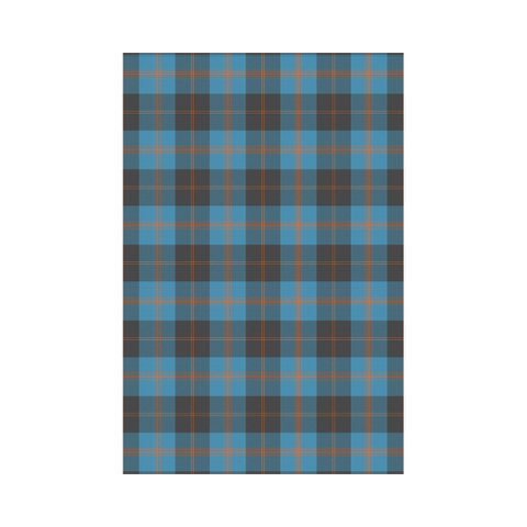 Angus Ancient Tartan Flag | Scottishclans.co