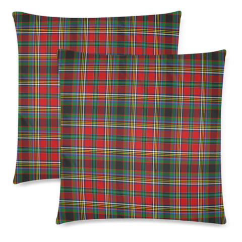 Image of Anderson of Arbrake decorative pillow covers, Anderson of Arbrake tartan cushion covers, Anderson of Arbrake plaid pillow covers