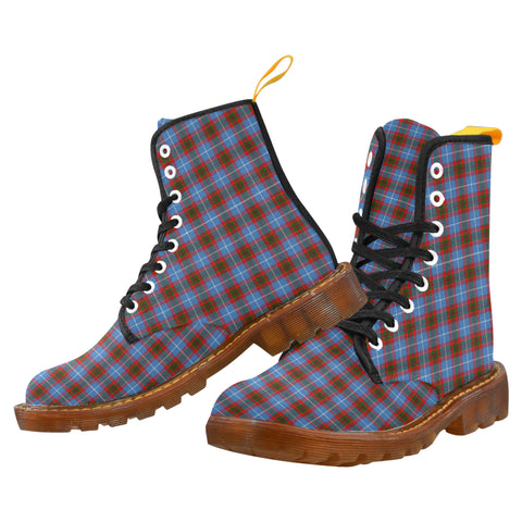 Image of Edinburgh District Martin Boot | Scotland Boots | Over 500 Tartans