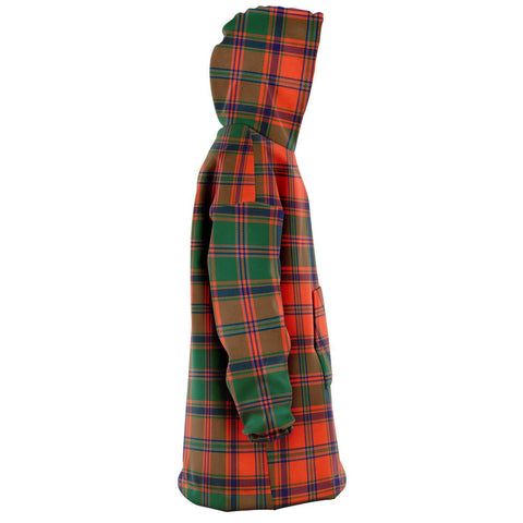 Stewart of Appin Ancient Snug Hoodie - Unisex Tartan Plaid Right