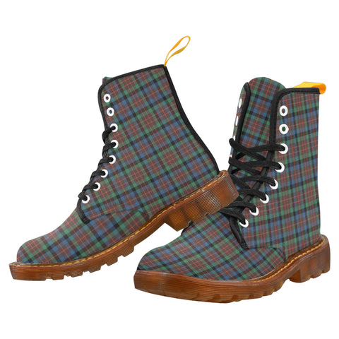 MacDuff Hunting Ancient Martin Boot | Scotland Boots | Over 500 Tartans