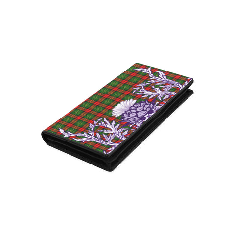 Blackstock Tartan Wallet Women's Leather Wallet A91 | Over 500 Tartan