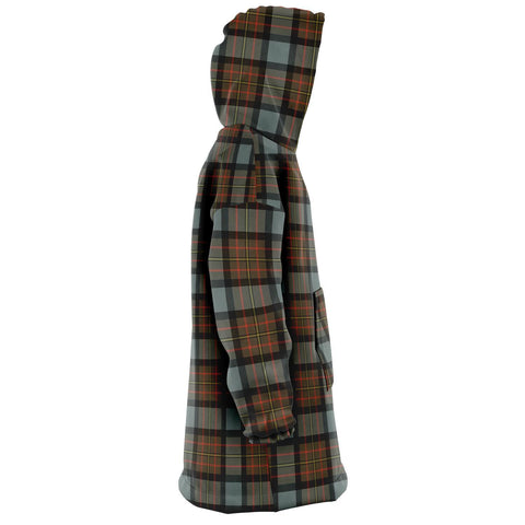 MacLaren Weathered Snug Hoodie - Unisex Tartan Plaid Right