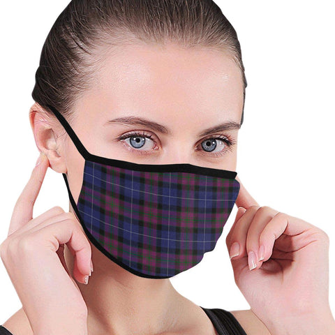 Pride of Scotland Tartan Mouth Mask Inner Pocket K6 (Combo)