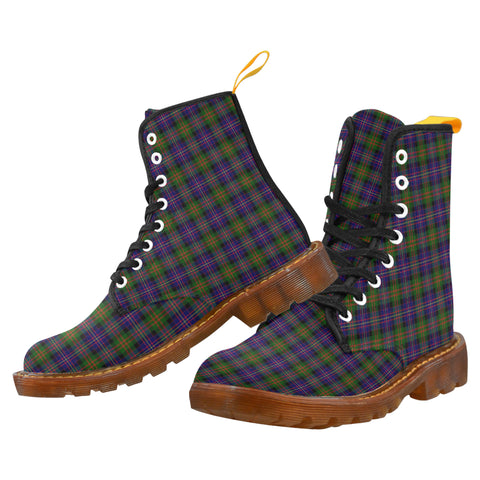 Cameron of Erracht Modern Martin Boot | Scotland Boots | Over 500 Tartans