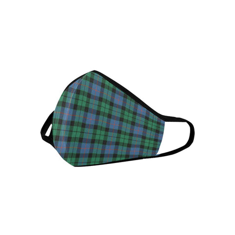 Morrison Ancient Tartan Mouth Mask With Filter | scottishclans.co