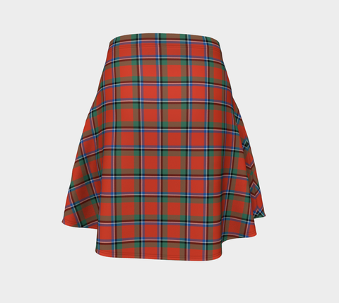Image of Tartan Flared Skirt - Sinclair Ancient |Over 500 Tartans | Special Custom Design | Love Scotland