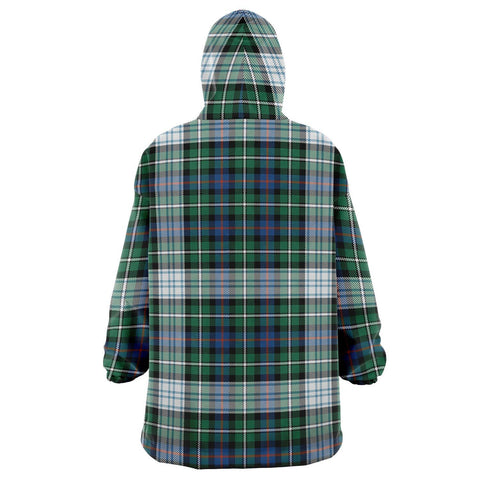 MacKenzie Dress Ancient Snug Hoodie - Unisex Tartan Plaid Back