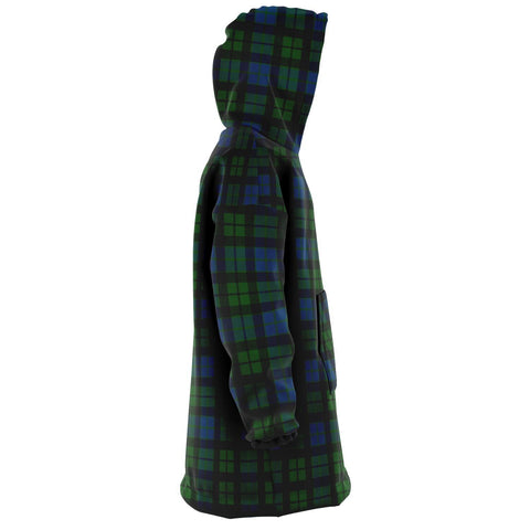 MacKay Modern Snug Hoodie - Unisex Tartan Plaid Right
