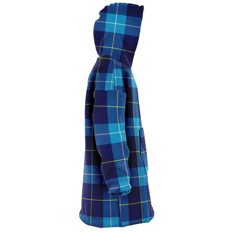McKerrell Snug Hoodie - Unisex Tartan Plaid Right